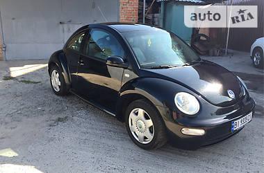 Ціни Volkswagen New Beetle Бензин