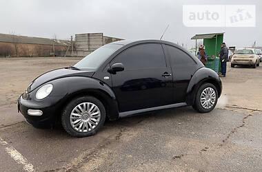 Цены Volkswagen New Beetle Бензин