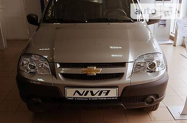 Цены Chevrolet Niva Бензин