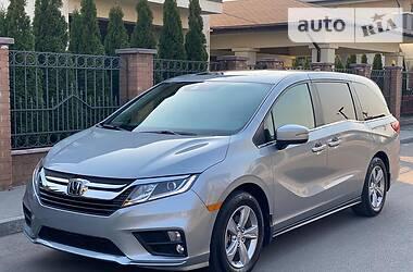 Ціни Honda Odyssey Бензин
