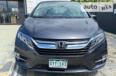 Цены Honda Odyssey Бензин