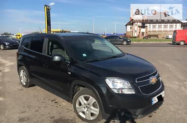 Цены Chevrolet Orlando Бензин