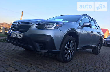 Ціни Subaru Outback Бензин