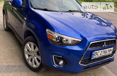 Цены Mitsubishi Outlander Sport Бензин