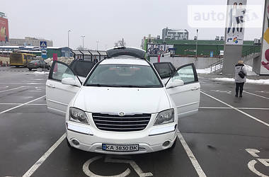 Цены Chrysler Pacifica Бензин