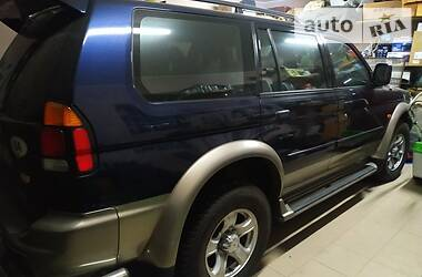 Цены Mitsubishi Pajero Sport Бензин