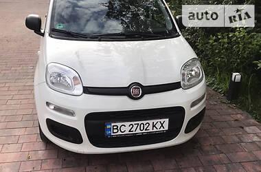 Цены Fiat Panda Бензин
