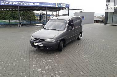 Цены Peugeot Partner груз. Бензин