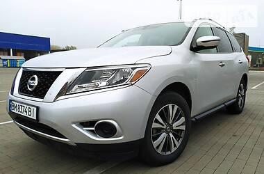 Цены Nissan Pathfinder Бензин