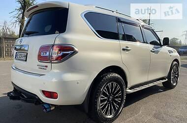 Цены Nissan Patrol Бензин
