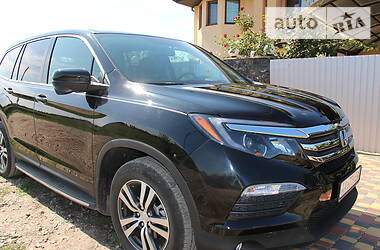Цены Honda Pilot Бензин