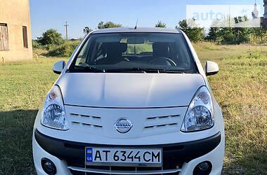 Цены Nissan Pixo Бензин