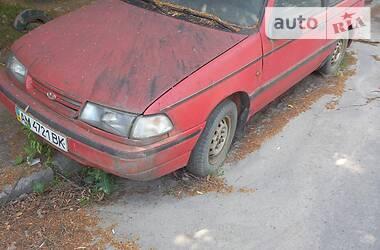 Цены Hyundai Pony Бензин