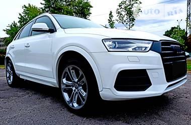 Цены Audi Q3 Бензин