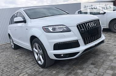 Цены Audi Q7 Бензин