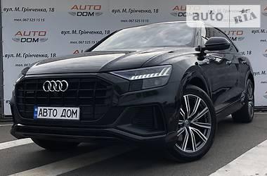 Цены Audi Q8 Бензин