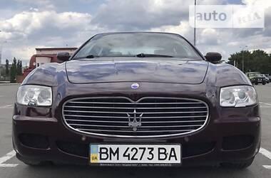 Ціни Maserati Quattroporte Бензин