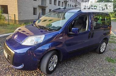 Цены Fiat Qubo пасс. Бензин