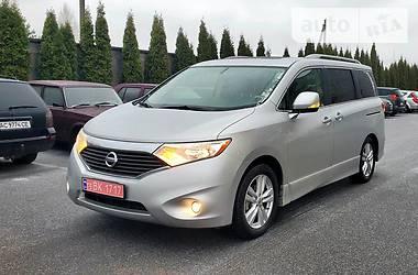 Цены Nissan Quest Бензин