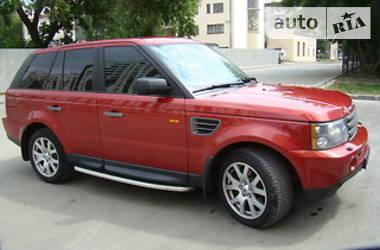 Ціни Land Rover Range Rover Sport Бензин