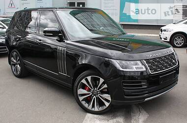 Ціни Land Rover Range Rover Бензин