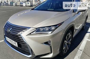Цены Lexus RX 200t Бензин