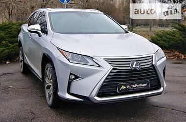 Цены Lexus RX 350 Бензин