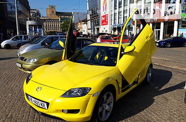 Ціни Mazda RX-8 Бензин