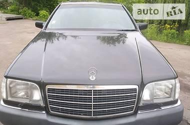 Цены Mercedes-Benz S 320 Бензин