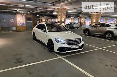 Ціни Mercedes-Benz S 63 AMG Бензин