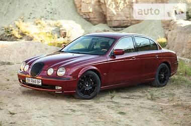 Цены Jaguar S-Type Бензин