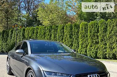 Цены Audi S7 Бензин