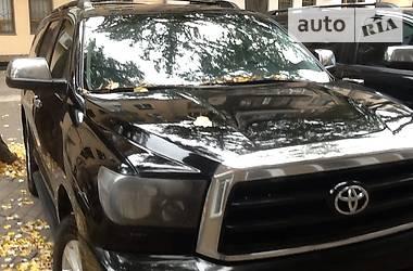 Цены Toyota Sequoia Бензин