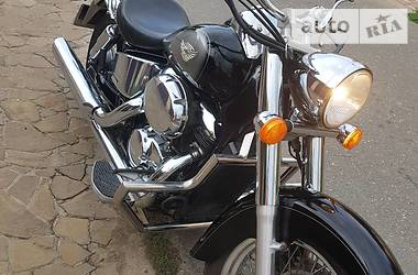 Цены Honda Shadow 400 Бензин