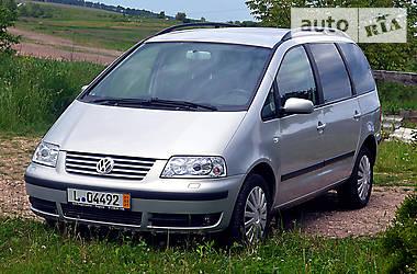 Ціни Volkswagen Sharan Бензин