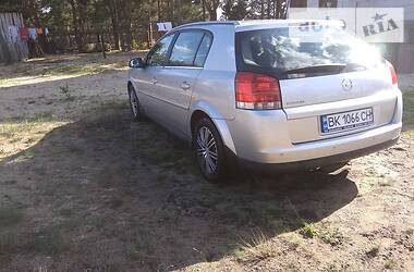 Цены Opel Signum Бензин
