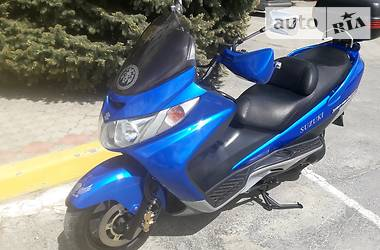 Цены Suzuki Skywave 250 Бензин