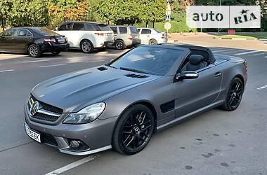 Цены Mercedes-Benz SL 500 Бензин