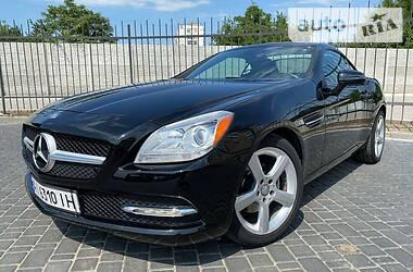 Ціни Mercedes-Benz SLK 250 Бензин