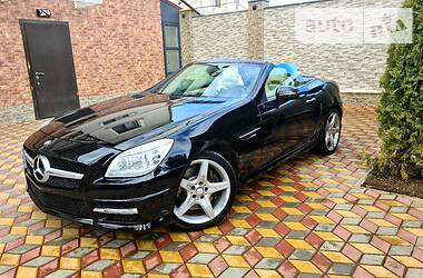 Цены Mercedes-Benz SLK 250 Бензин