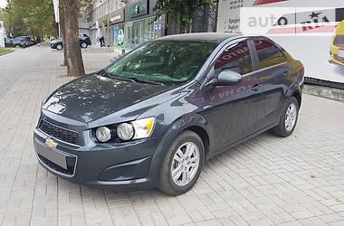 Ціни Chevrolet Sonic Бензин