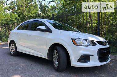 Цены Chevrolet Sonic Бензин