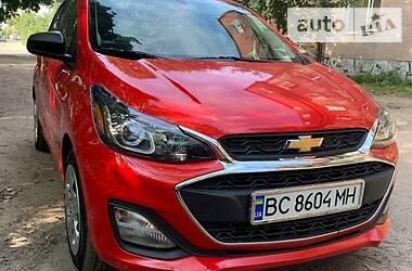 Цены Chevrolet Spark Бензин