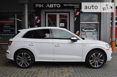 Цены Audi SQ5 Бензин