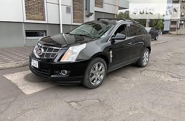 Цены Cadillac SRX Бензин