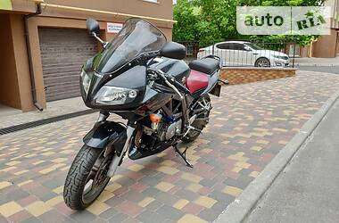 Цены Suzuki SV 650S Бензин