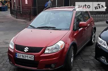 Цены Suzuki SX4 Бензин