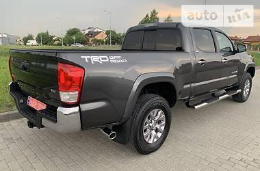 Цены Toyota Tacoma Бензин
