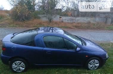 Цены Opel Tigra Бензин