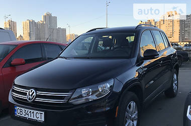 Цены Volkswagen Tiguan Бензин